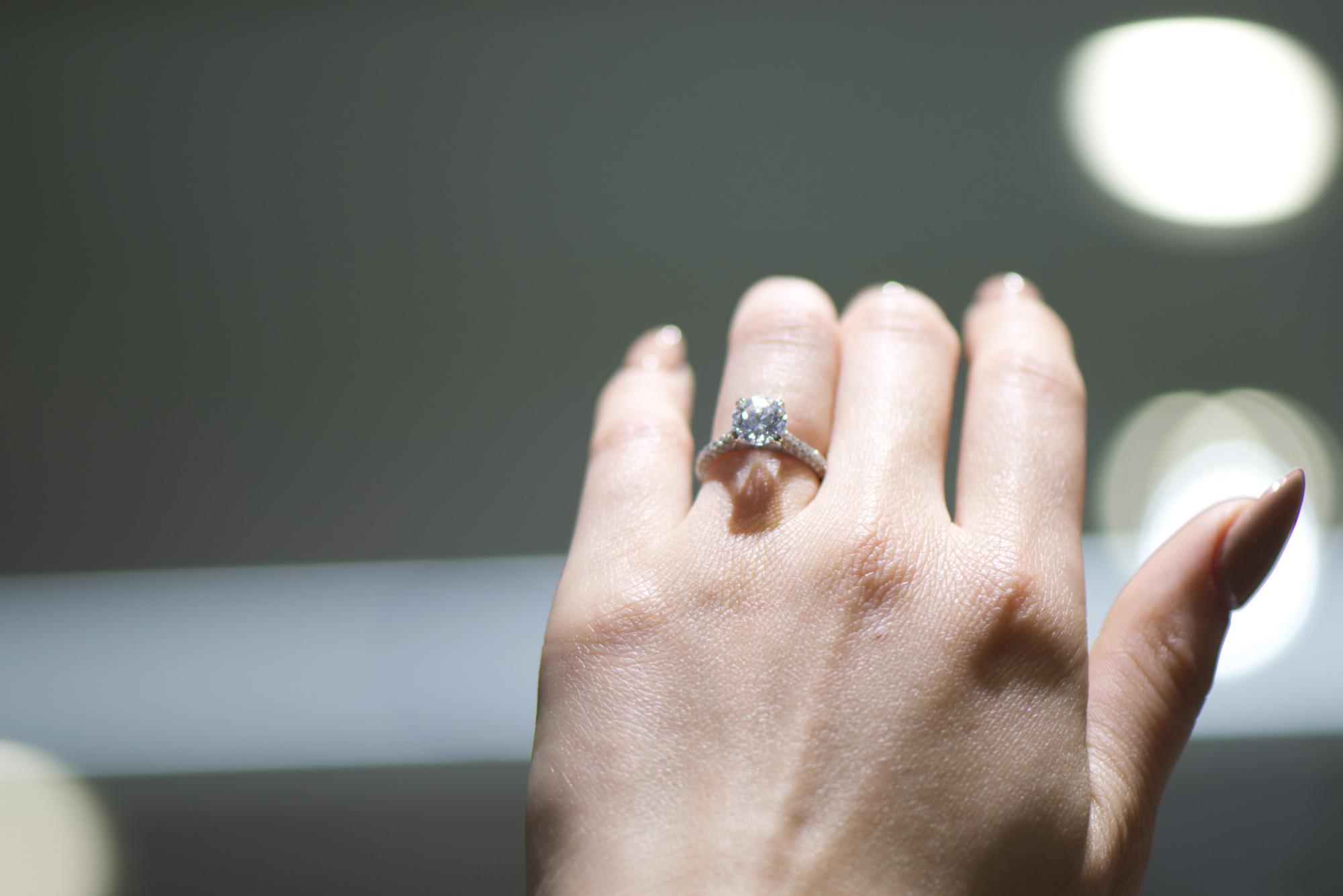 Luxury Custom Engagement Rings Alberta
